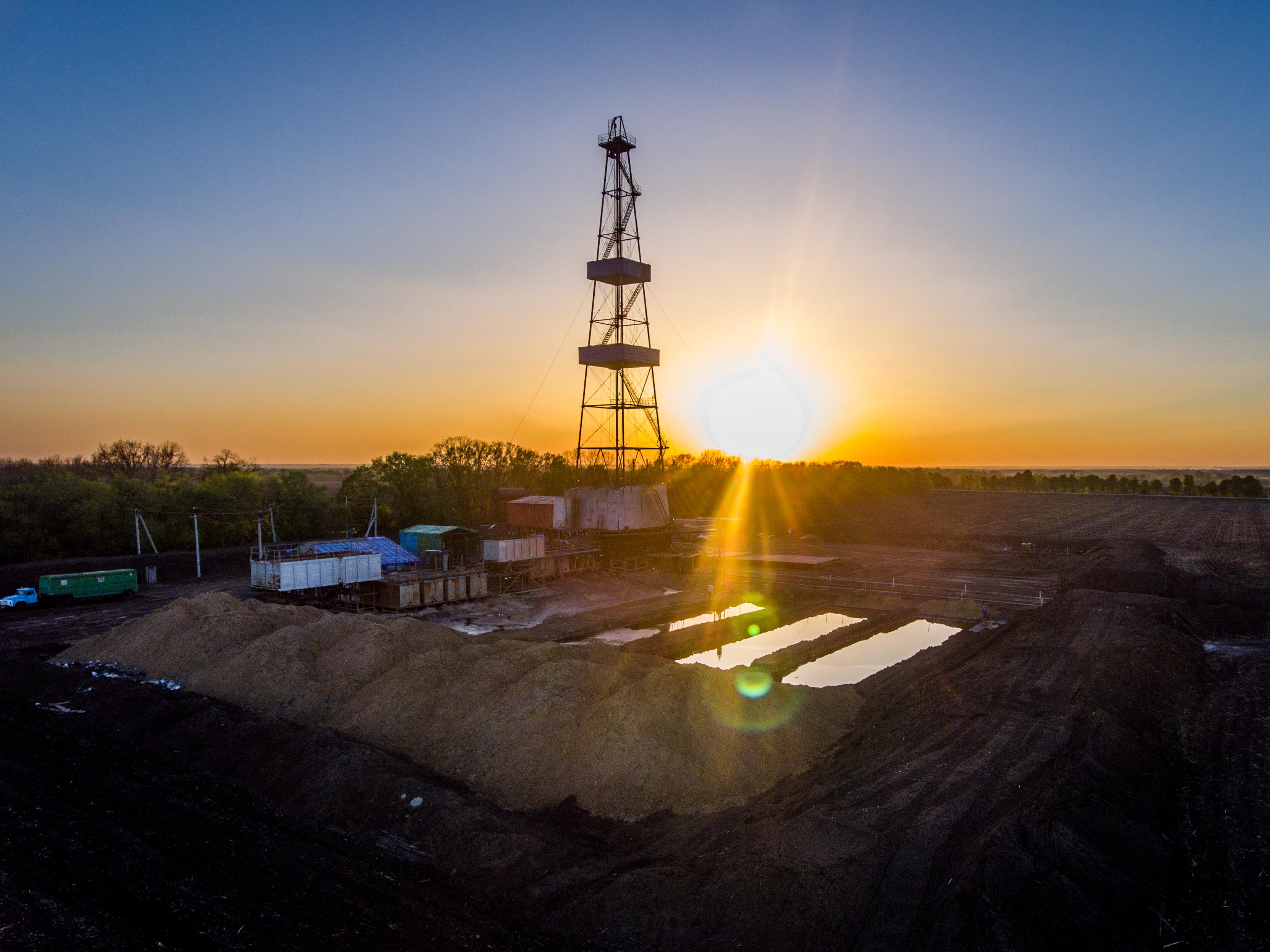 Укргазвидобування отримає більше 1 млрд кубів газу від 50 ГРП виконаних ВО«Белоруснефть»