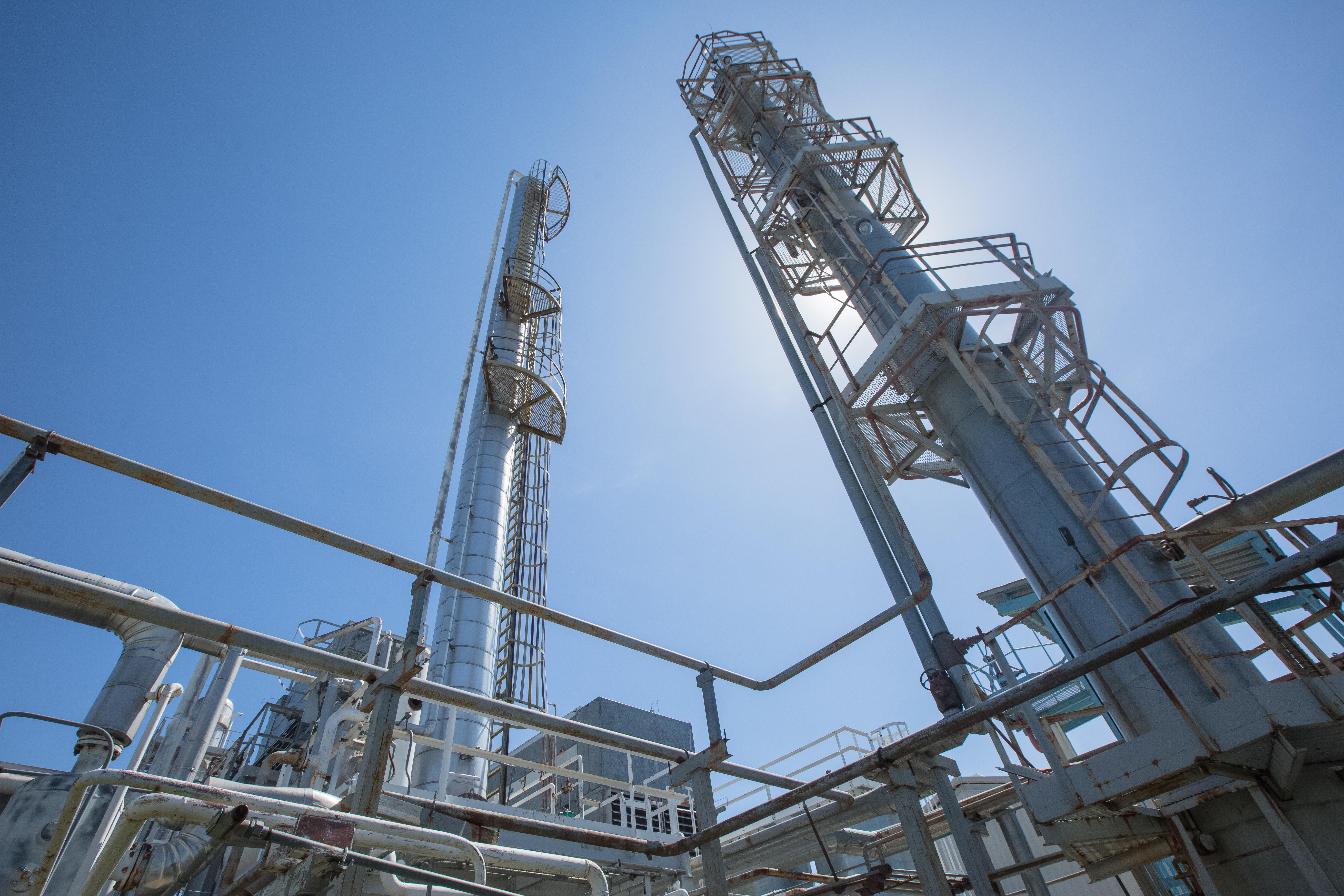 Укргазвидобування скоротило кількість зупинок для проведення ремонту на ТЦСК «Базилівщина» та Яблунівському ВПГ