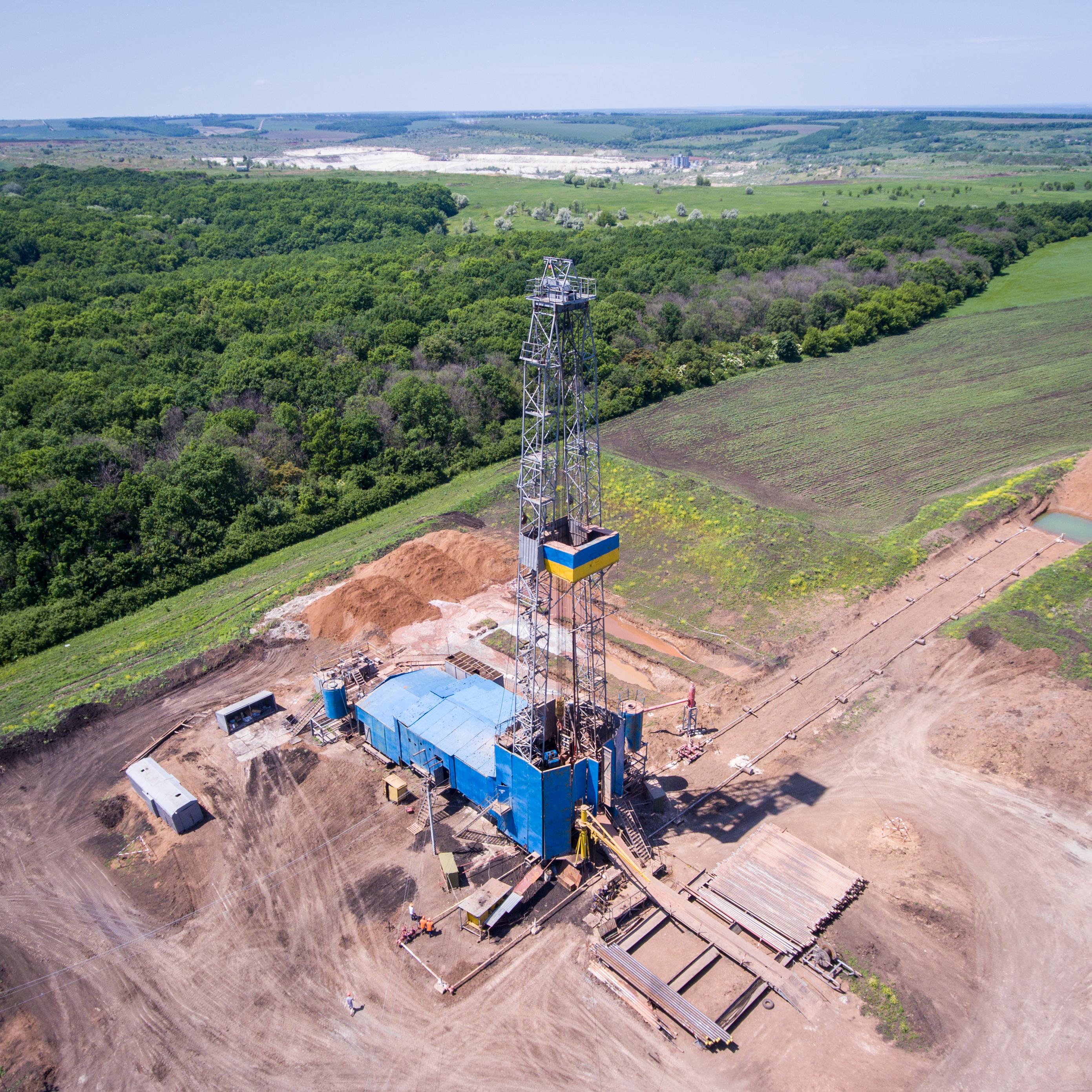 Держгеослужба продовжила строк дії спецдозволу на одне з найбільших в Україні газових родовищ