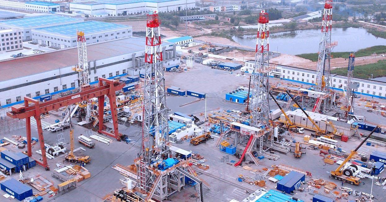 Укргазвидобування підписало контракти з двома китайськими компаніями на постачання бурових установок