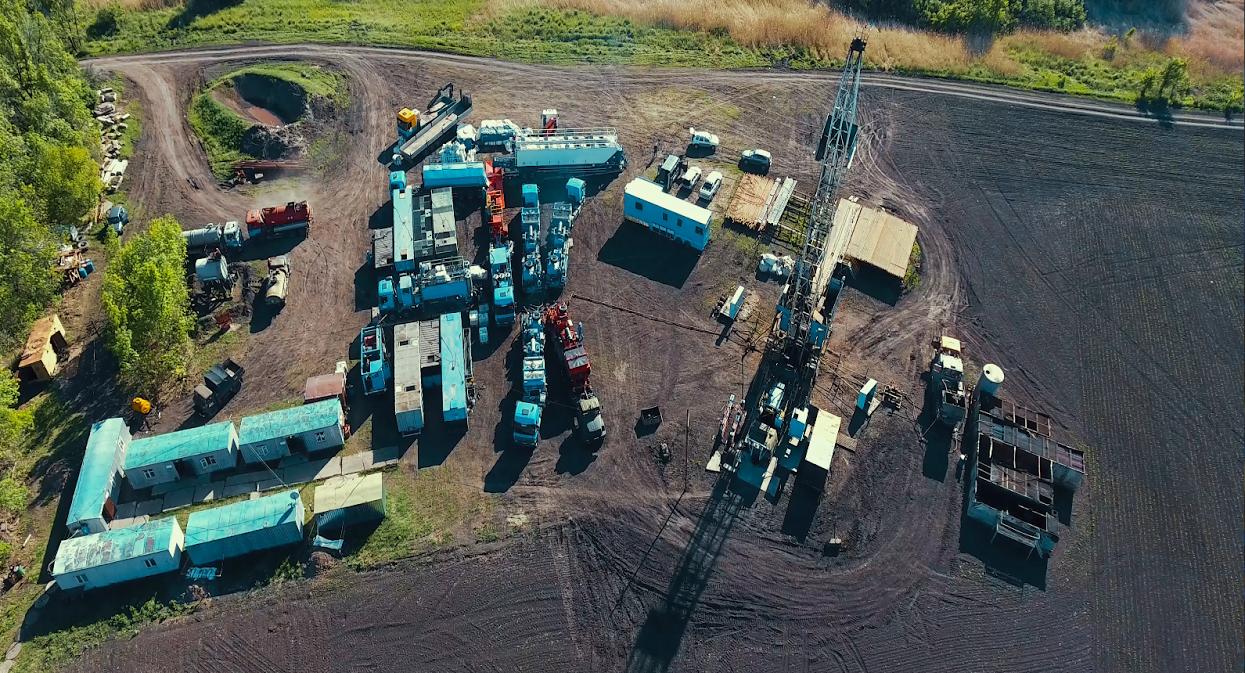 Укргазвидобування отримає 1,5 млрд кубометрів газу від 50 операцій з ГРП, виконаних Tacrom