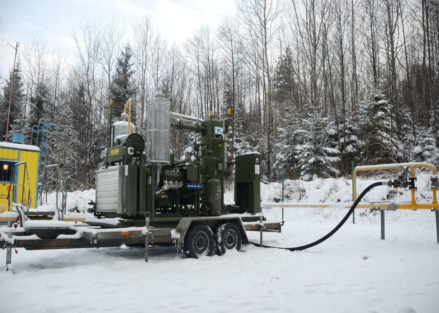 Укргазвидобування запрошує до співпраці за напрямком оренди малодожимних компресорних станцій (МДКС)
