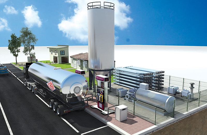 PJSC UkrGasVydobuvannya invites to cooperation on procurement of the complex of CNG equipment