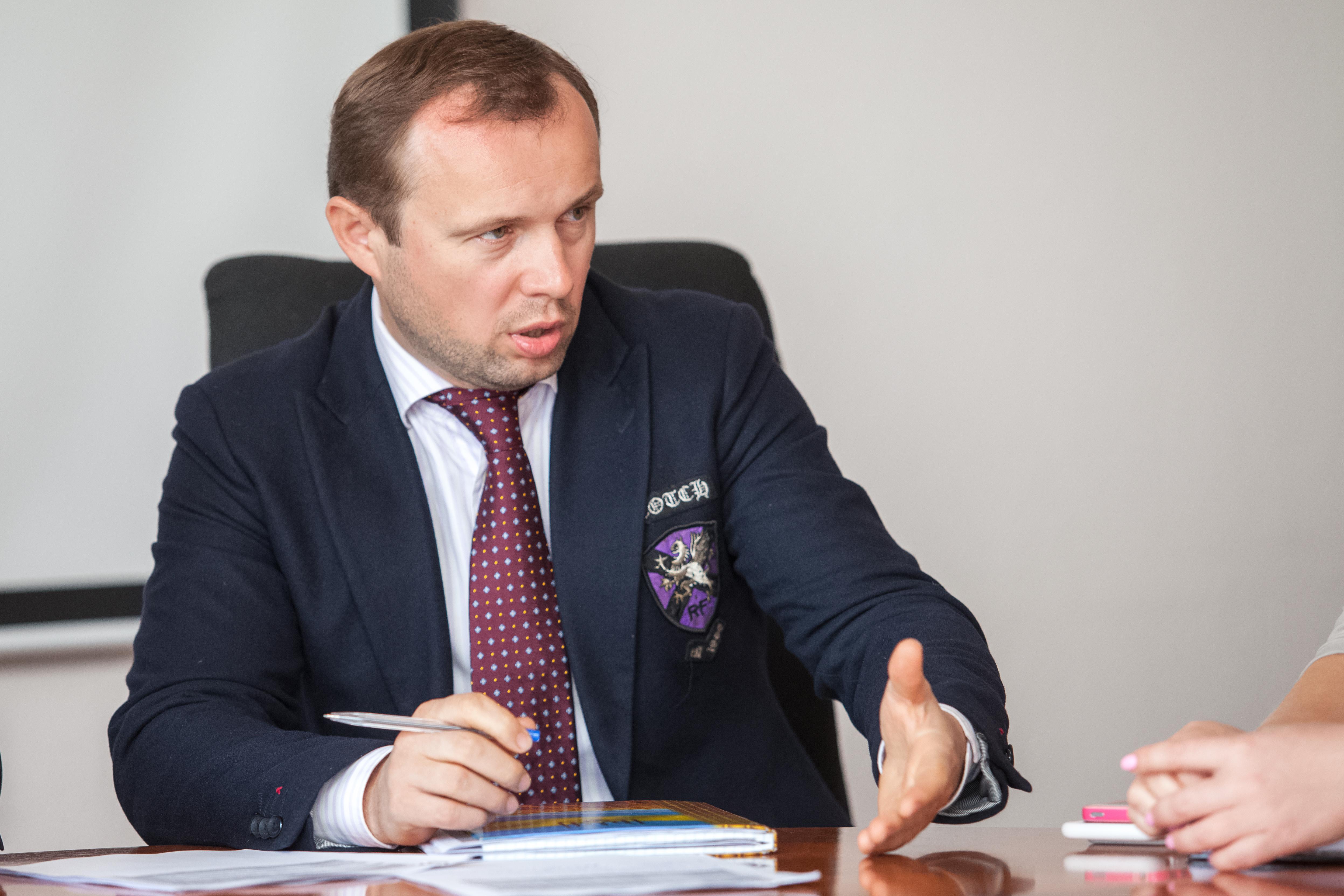 Олександр Романюк: Якщо порівняти з іншими країнами, то Україна посідає друге місце в Європі і перше місце у Східній Європі за запасами газу