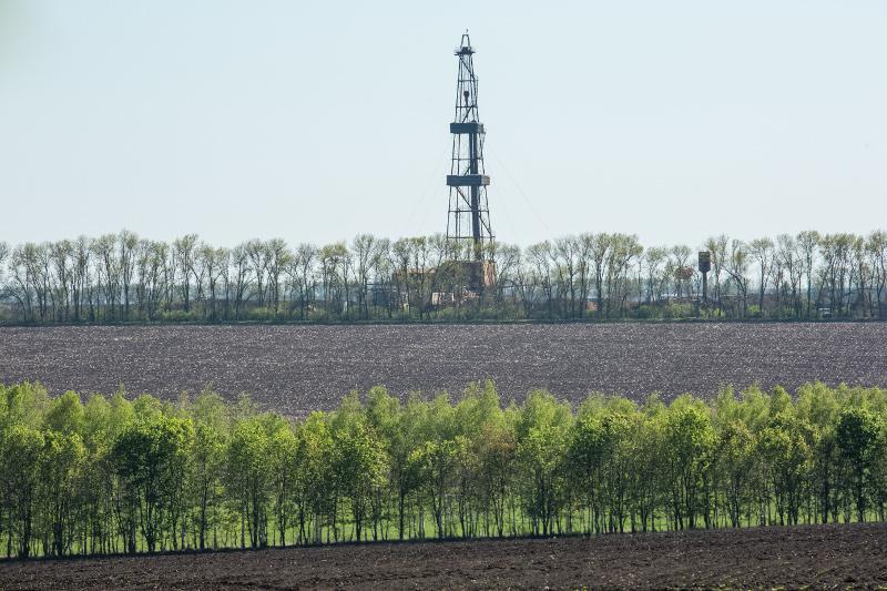 Укргазвидобування було змушене зупинити видобуток на Південно-Коломацькому родовищі через затримку з перереєстрацією ліцензії