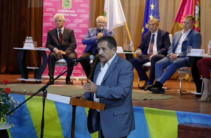 Укргаздобыча отчиталась о партнерских проектах для общин Харьковщины и предложила новые направления сотрудничества по развитию региона