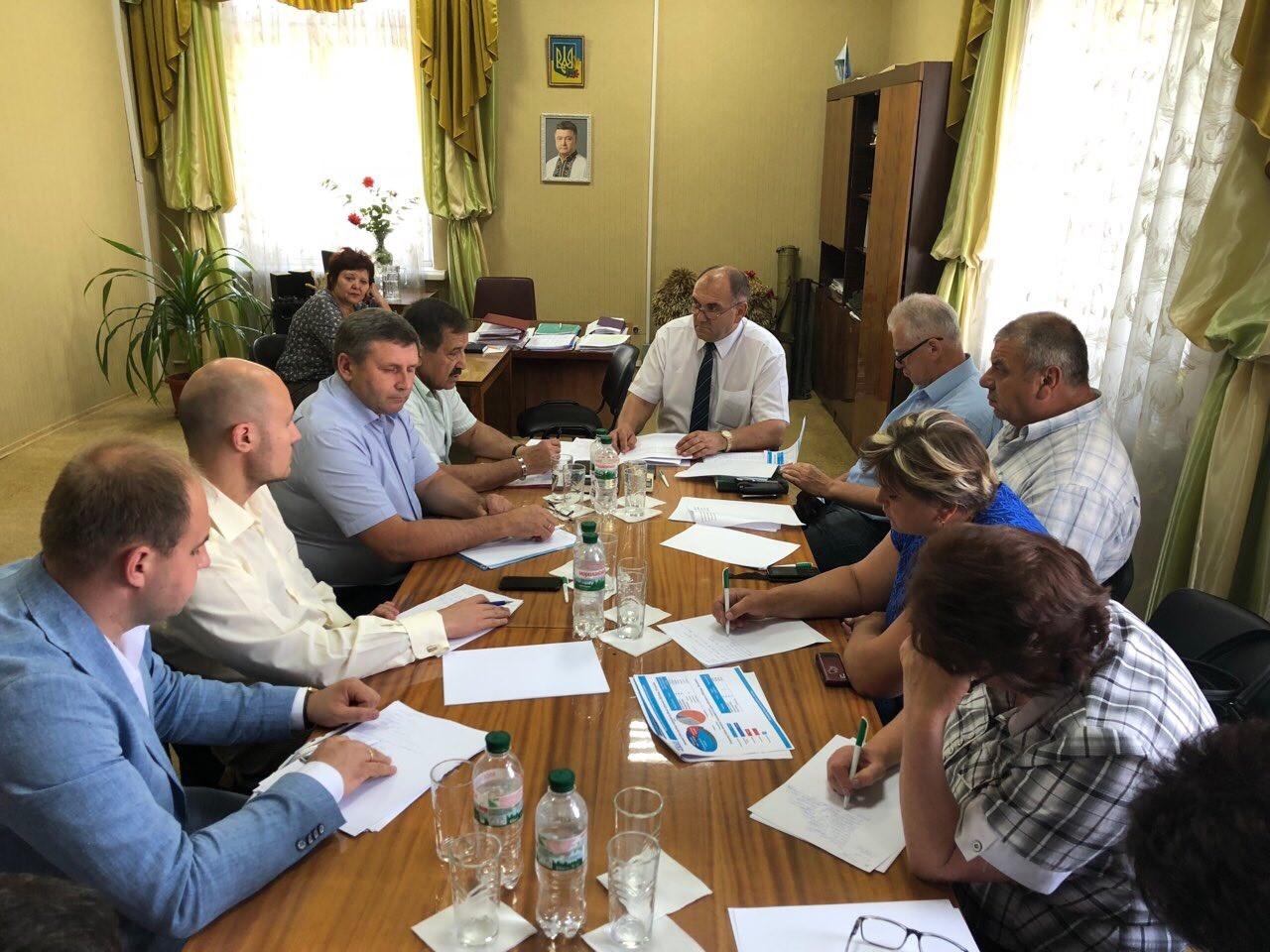 Укргаздобыча налаживает коммуникацию с общинами и органами местной власти