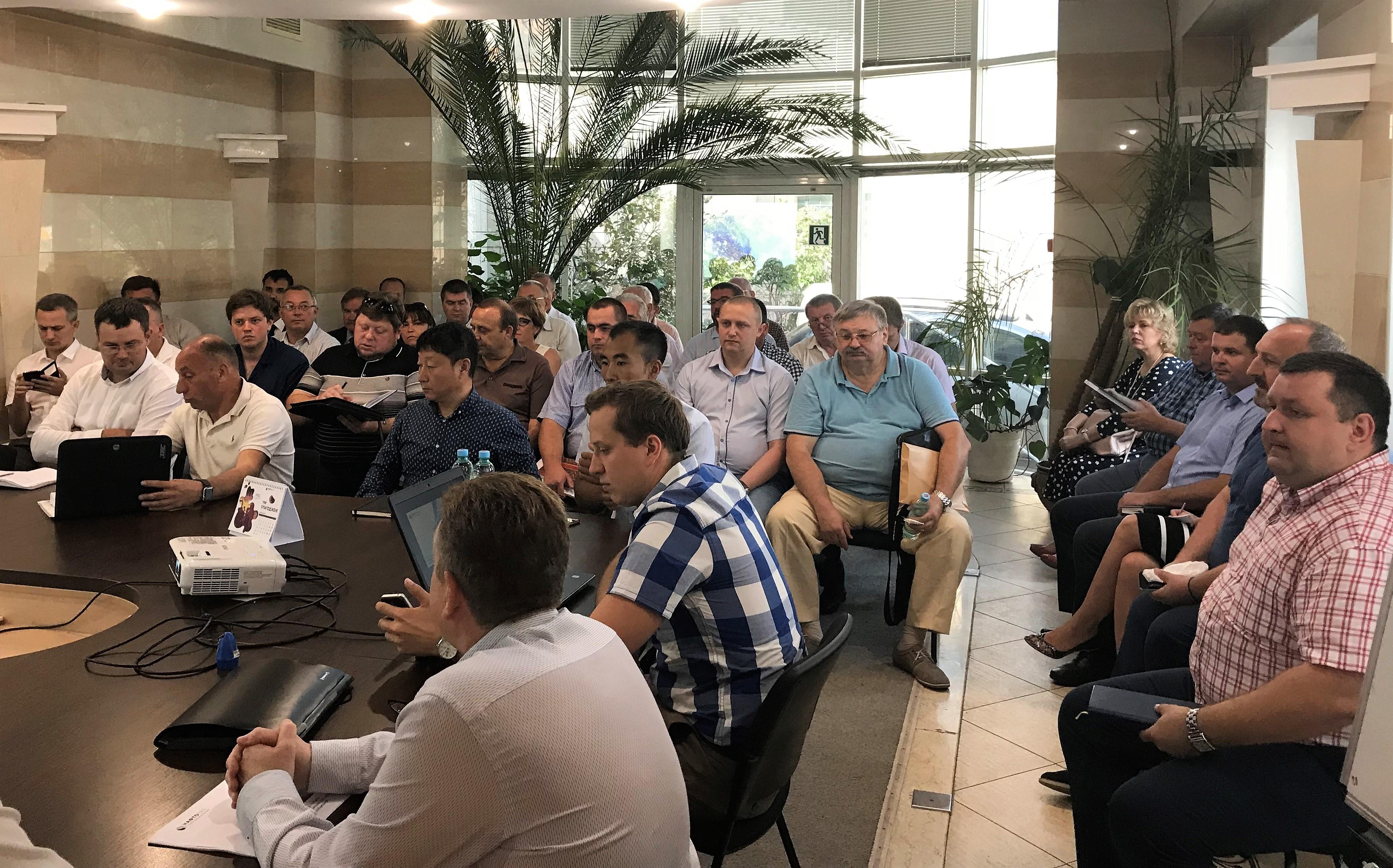 Укргазвидобування провело круглий стіл з представниками ринку геофізичних досліджень