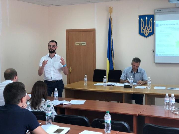 Укргазвидобування налагоджує комунікацію з громадськими активістами з питань екологічної діяльності