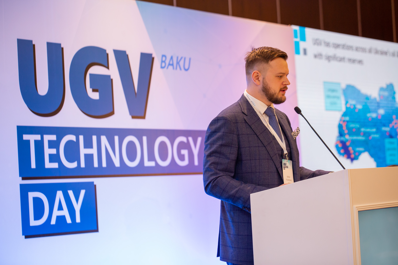 Ukrgasvydobuvannya held international meeting with suppliers – UGV Technology Day Baku