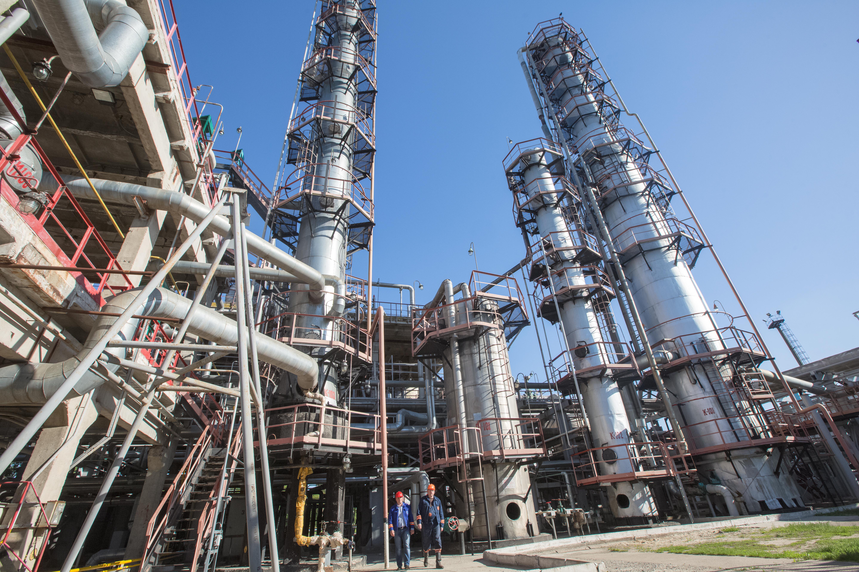 Šhebel нарастил производство светлых нефтепродуктов почти на 10 %