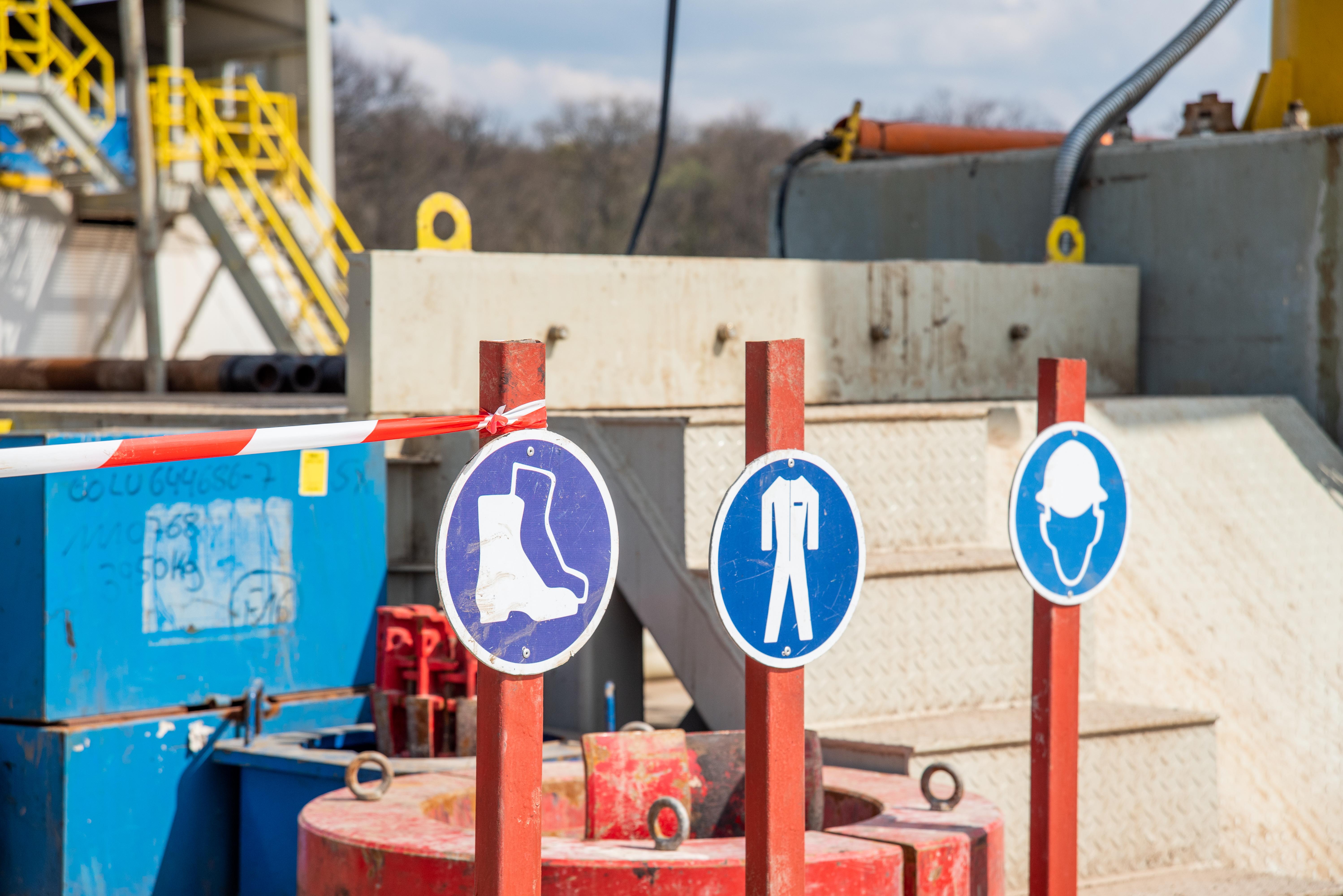 Укргазвидобування відкрило гарячу лінію з питань охорони праці та промислової безпеки