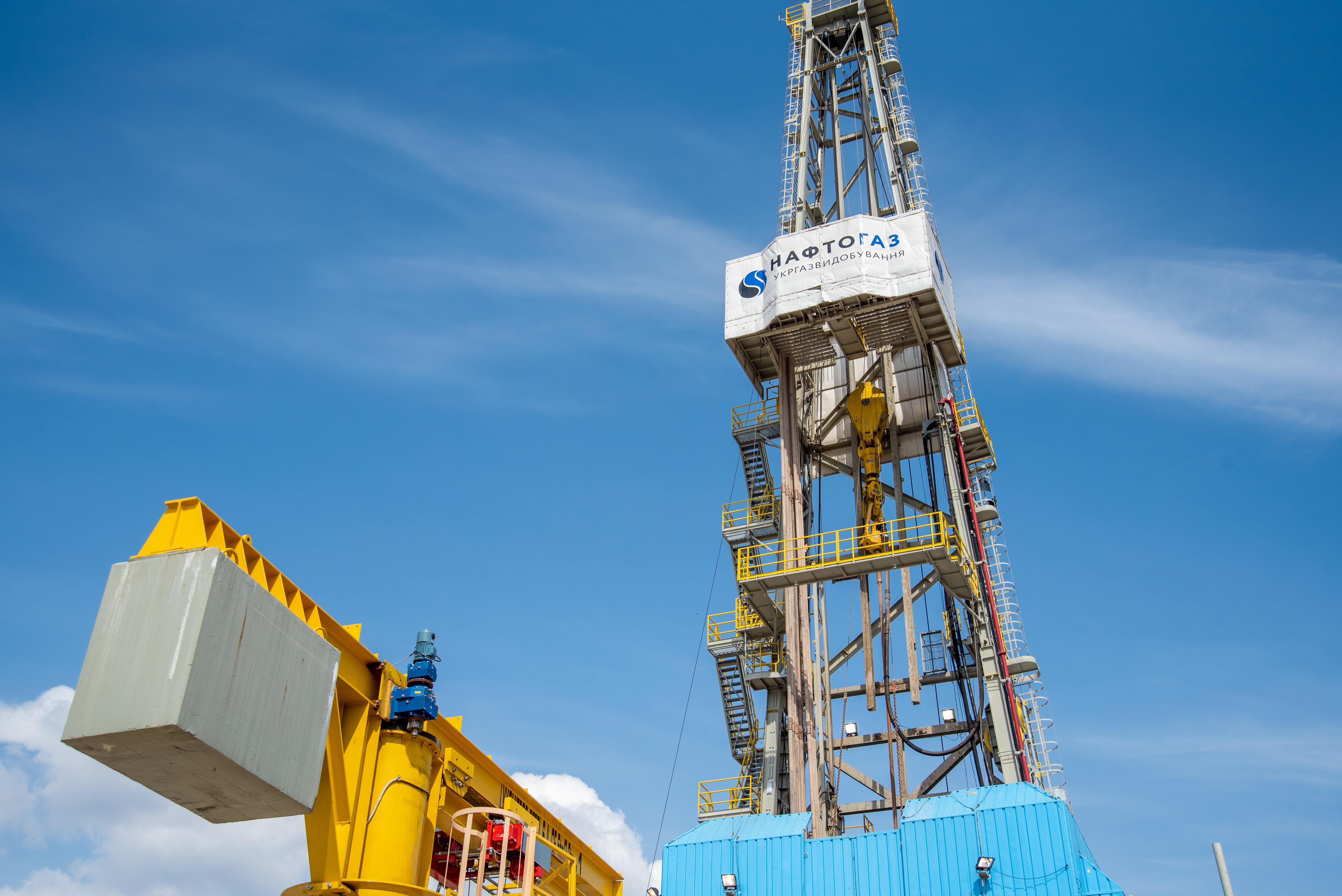 Буровое управление «Укрбургаз» возобновляет работу производственных подразделений