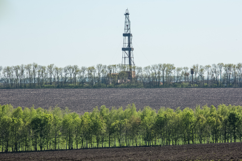 UkrBurGas Drilling Division has resumed the works