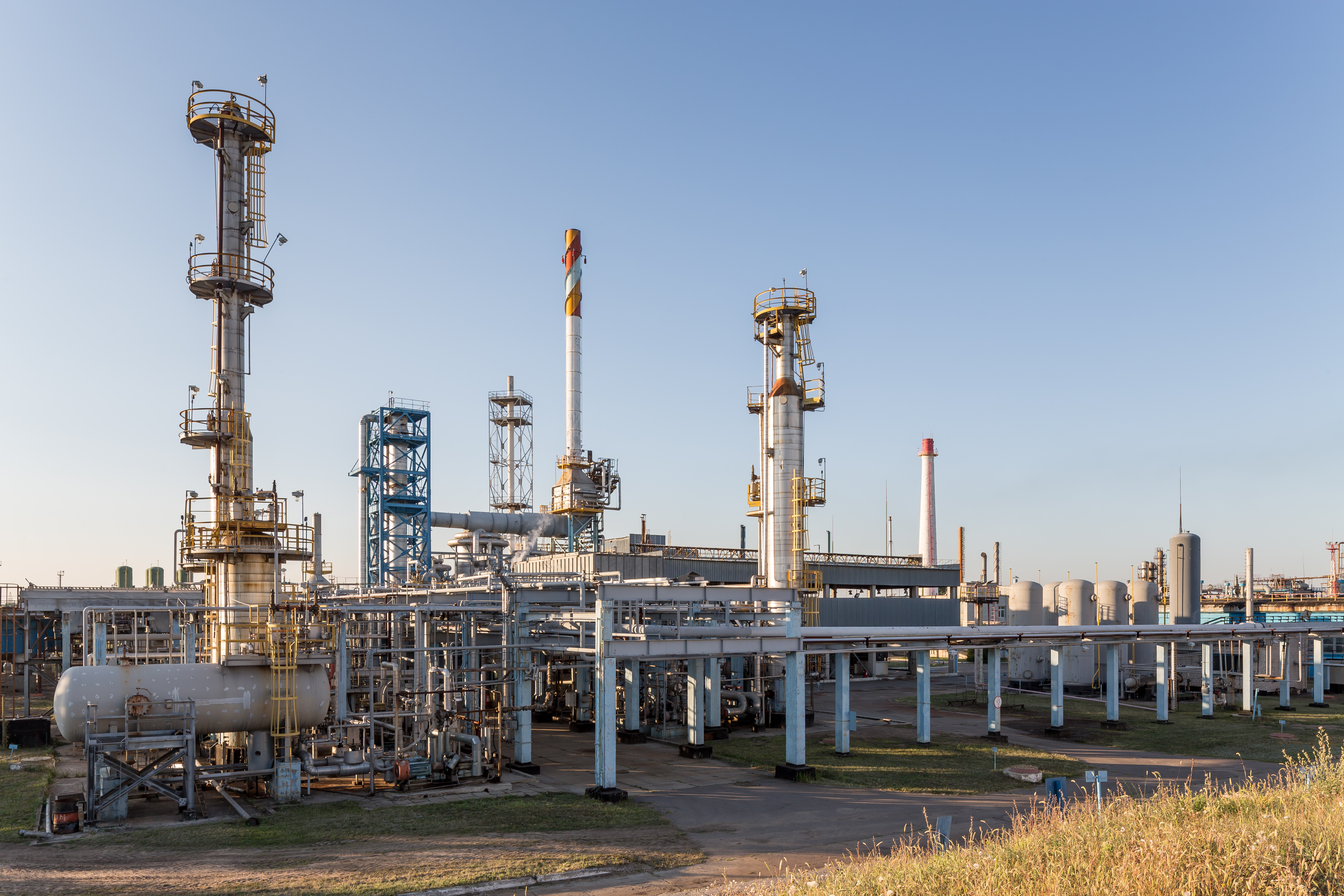 Shebelynka Oil Refinery to Conduct Scheduled Preventive Maintenance