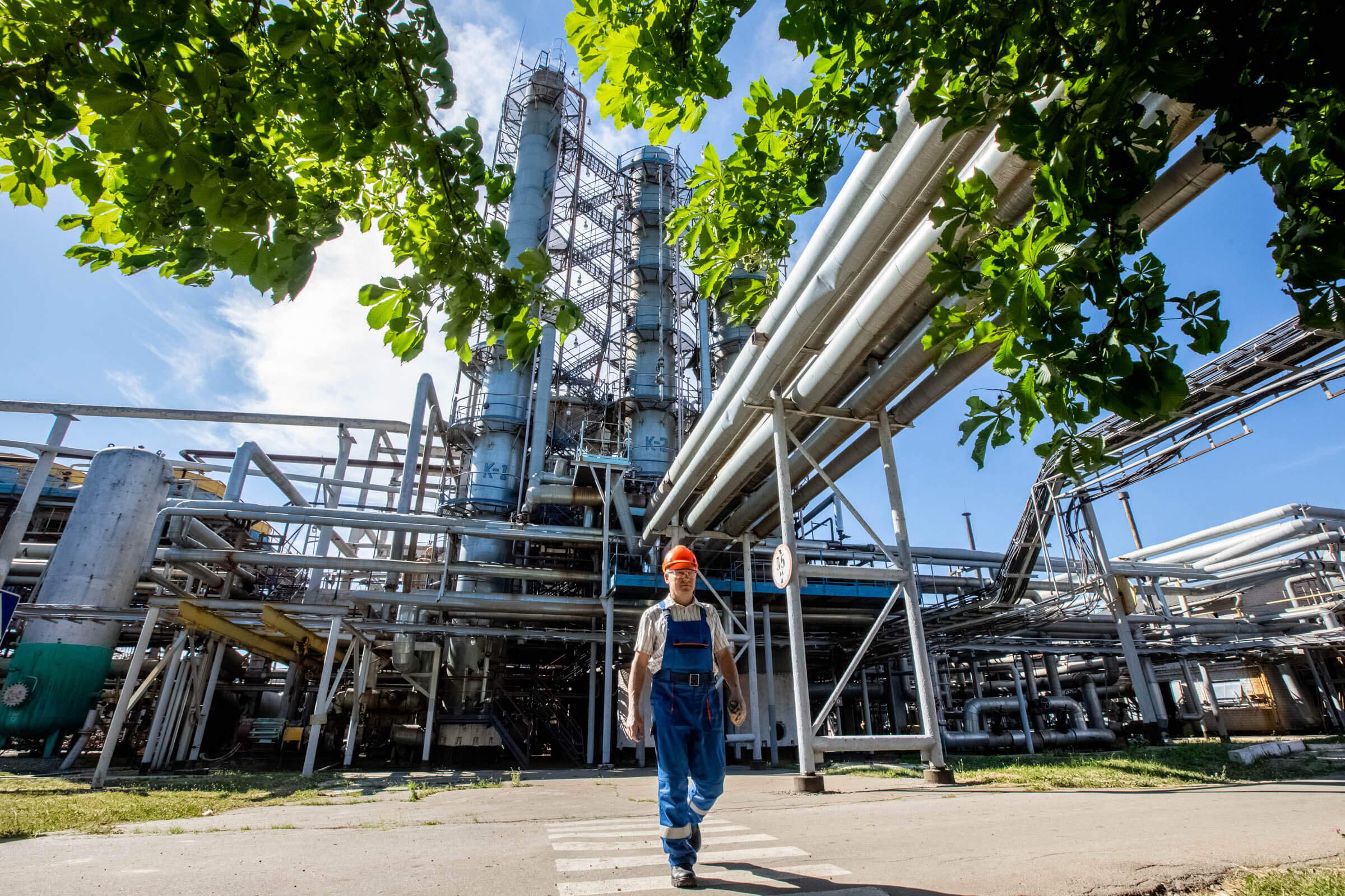 Графік планово-попереджувальних ремонтів виробничих активів дивізіону «Нафтогаз Нафта»