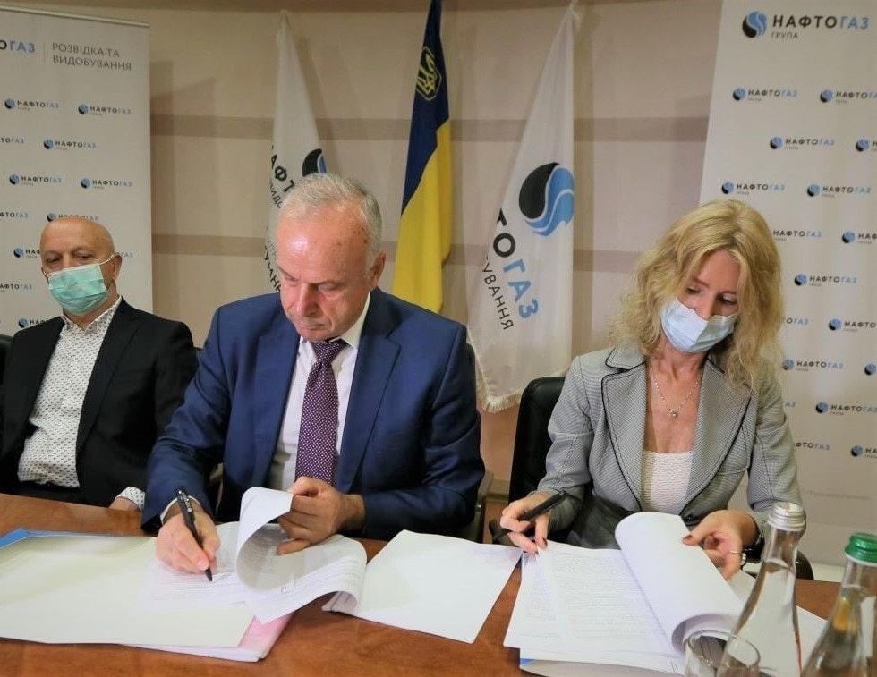 Міжнародний партнер збільшуватиме видобуток на виснажених родовищах Нафтогазу у Західній Україні