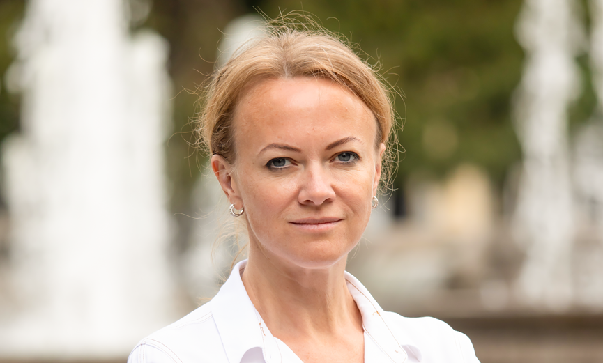 Naftogaz appoints Nataliia Rudevych as Director for Oil and Gas Services