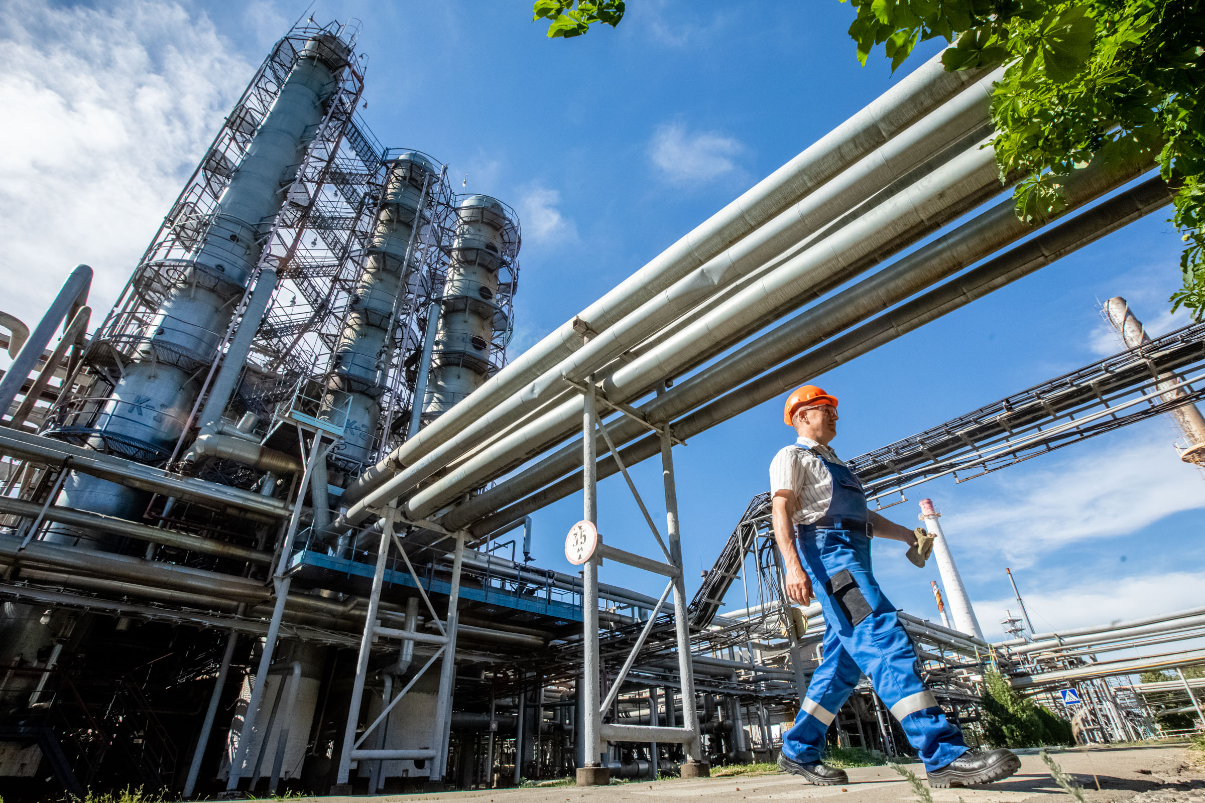 Ukrgasvydobuvannya's production facilities (Oil Division) completed a complex of scheduled preventive maintenance operations