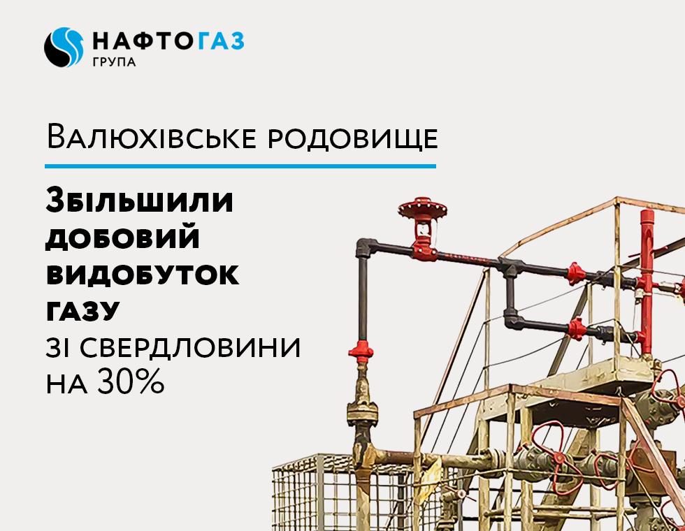 Найглибше у Європі: Нафтогаз встановив обладнання для механізованого видобутку, яке допоможе збільшити дебіт газу