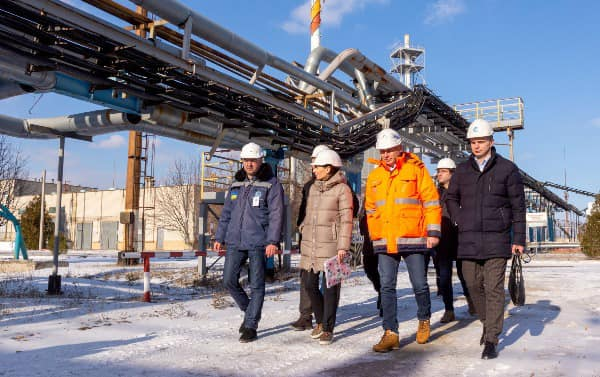Shebel has become the first company in Energoaudit Ukrainian Energy Association project