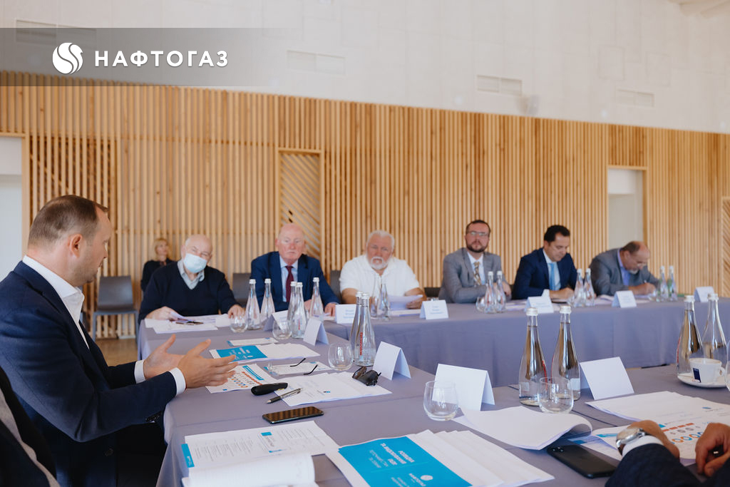 The Expert Counsel has reviewed Naftogaz strategic projects and production indicators
